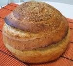 Polentás kenyér