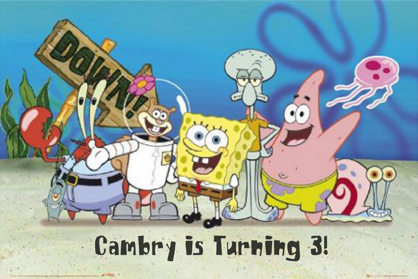 A Slice Of Life Best Spongebob Party Ever