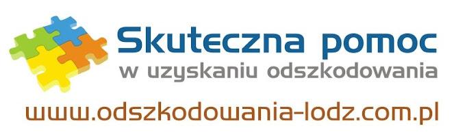 ODSZKODOWANIA-LODZ.COM.PL skuteczna pomoc w uzyskaniu odszkodowania