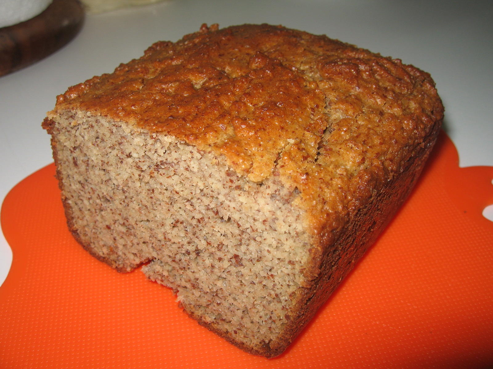 Almond Flour Bread The Allergy Free Kitch...