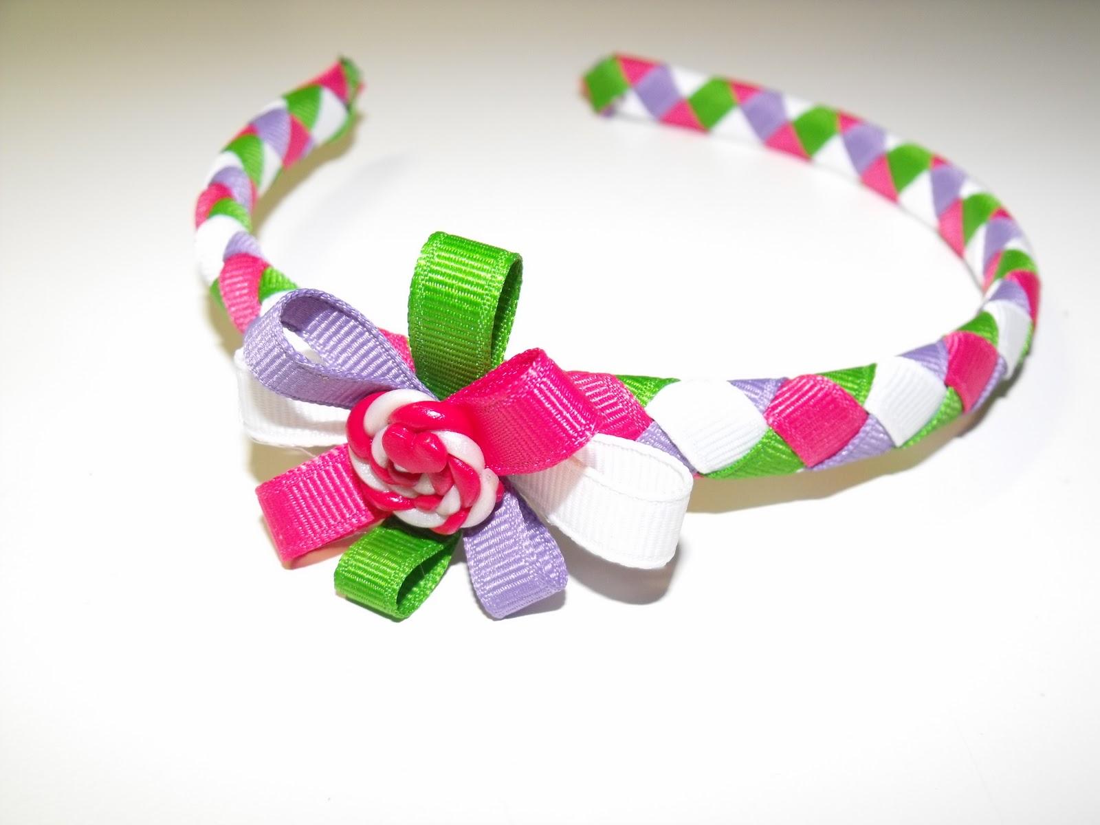 Cerchietti per bambine fatti a mano - Il blog di Cristiana Calilli b19cd52d4b77
