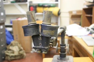 The paleo lounge: cool old carl zeiss microscope