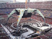 U2 en Bcn (2009)