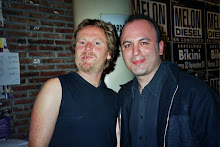 Con Nick Barret (2001)