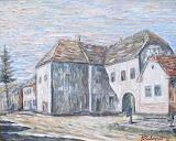 Starý židovský kostol