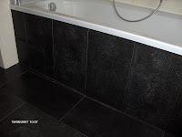 Kurkvloer Voor Badkamer : Thuis is waar badkamer kurk en wandtegels
