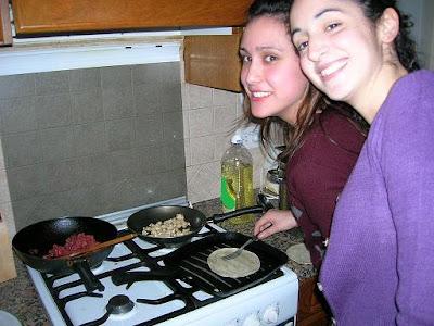 Tacos y nachos