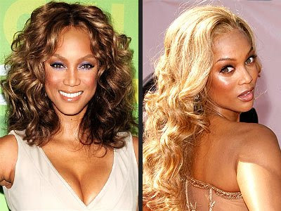 tyra banks hair colour. Beauty: What#39;s Her Best Hair?
