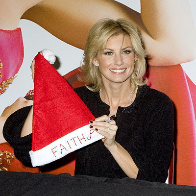 Real Syakinah Wallpapers: Faith Hill Pictures 01