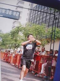 Mi primera Maraton