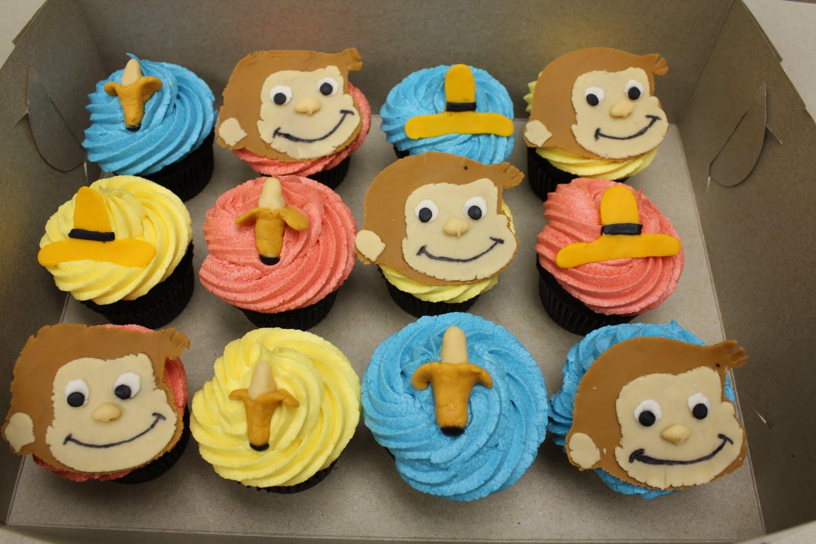 george cupcakes