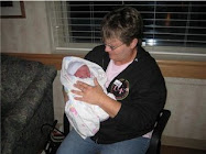 Me and my new grandson, Carter James, born 10-21-08.