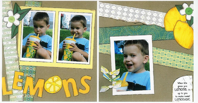 When Life Gives You Lemons...- - Designed By Jessica Kelly