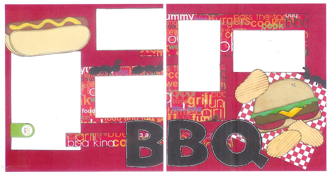 BBQ - Designed by Jessica Swan