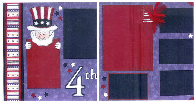 Uncle Sam - Designed by Diane Kelly