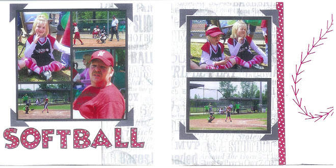Softball -- Designed by Jessica Swan