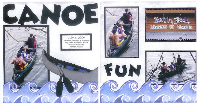 Canoe Fun - Designed by Diane Kelly
