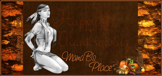 Mama B's World