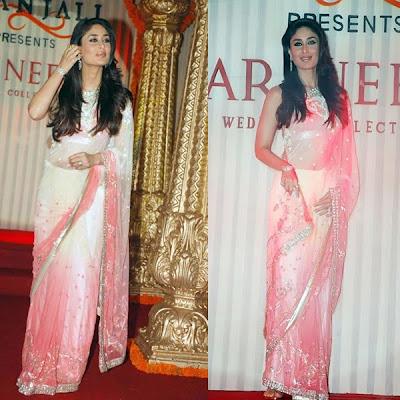 Kareena Kapoor Saris Sarees