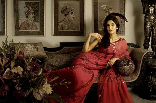 Katrina Kaif Saree Sari