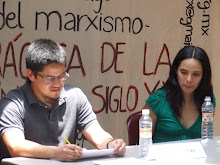 Alejandro Cerezo y Jimena Mendoza