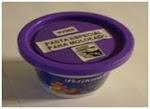 Pasta para moldeado de huellas dentarias