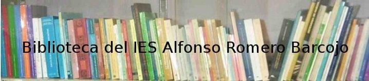 BIBLIOTECA del IES Alfonso Romero Barcojo