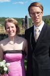 Storebrorsan med sin Jenny