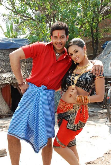 Sana Khan in Thambiku Intha Ooru