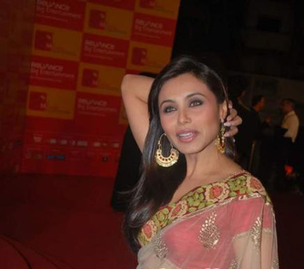 rani mukherjee hot. Rani Mukherjee Hot in Saree