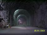 Túnel de desvio No 1
