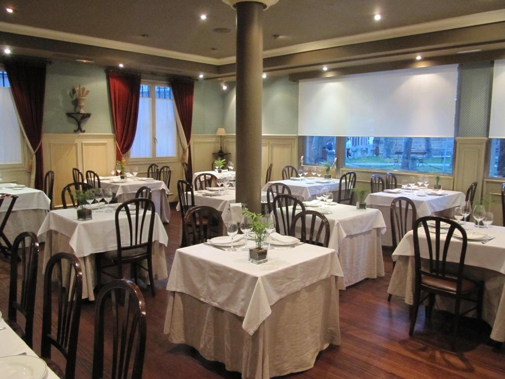 Urbina vinos blog tipos de restaurantes for Tipos de restaurantes franceses