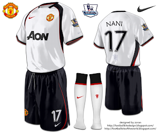 manchester united new away jersey
