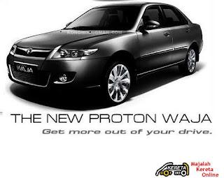 new proton waja
