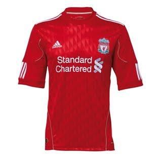 Liverpool new jersey