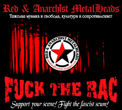 Red & Anarchist Metalheads