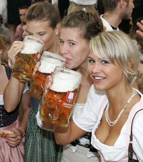 pictures Octoberfest breast