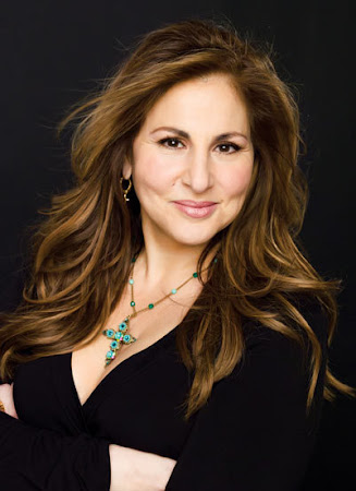 Kathy Najimy Follow Geno's World on Twitter
