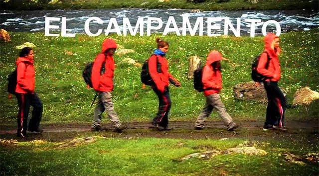 Imagen de la promo de El Campamento