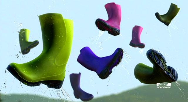 Imagen del anuncio Decathlon Sologna Botas Inverness