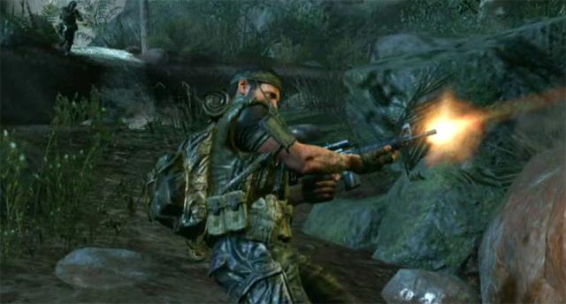 Imagen real del juego Call of Duty: Black Ops