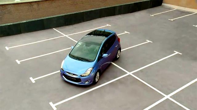El nuevo Hyundai ix20