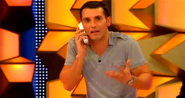 Jesús Vázquez en una imagen de la Promo Las nuevas tardes de Cuatro