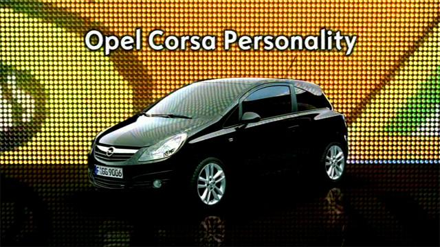 Opel Corsa Personality