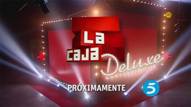 Imagen de la Promo Telecinco La Caja Deluxe
