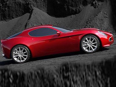 8c Competizione Alfa Romeo Maserati V8 engine Sports Car
