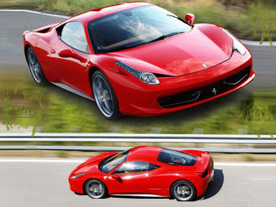 Ferrari 458 Italia 4499 cc V8