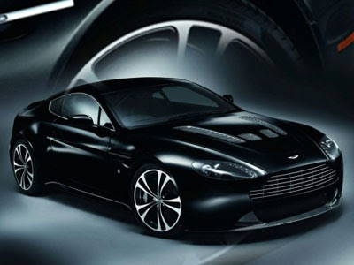 Aston Martin Carbon Black Special