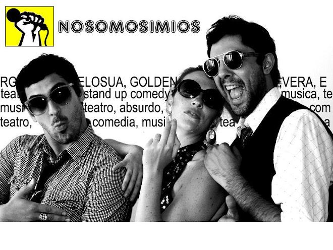 """NoSomoSimioS..."""" Aun tnemoes el control"""""""