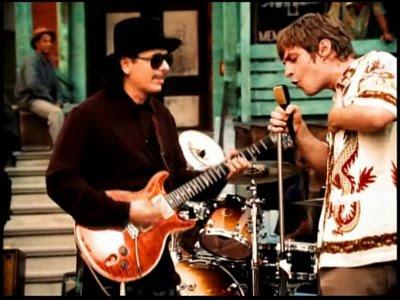 Muzikeye: Ca... Santana Smooth